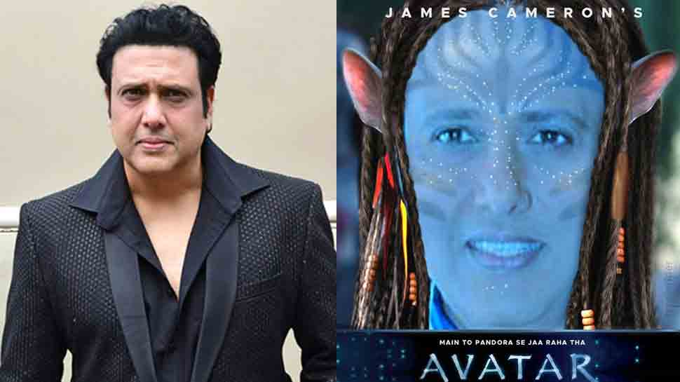 Govinda claims he was offered James Cameron's Avatar and Twitter goes wild with hilarious memes