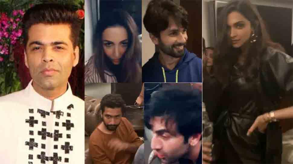 MLA accuses Deepika Padukone, Ranbir Kapoor, Vicky Kaushal of doing drugs at Karan Johar's house party; Milind Deora debunks claims
