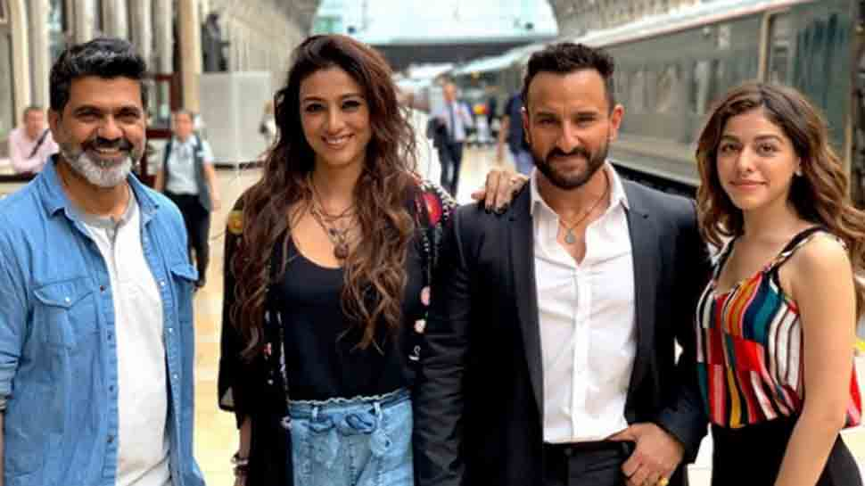'Expect the unexpected' from Saif Ali Khan, Tabu starrer 'Jawaani Jaaneman'