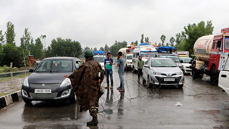 Amarnath Yatra will remain suspended till August 4 due to inclement weather conditions