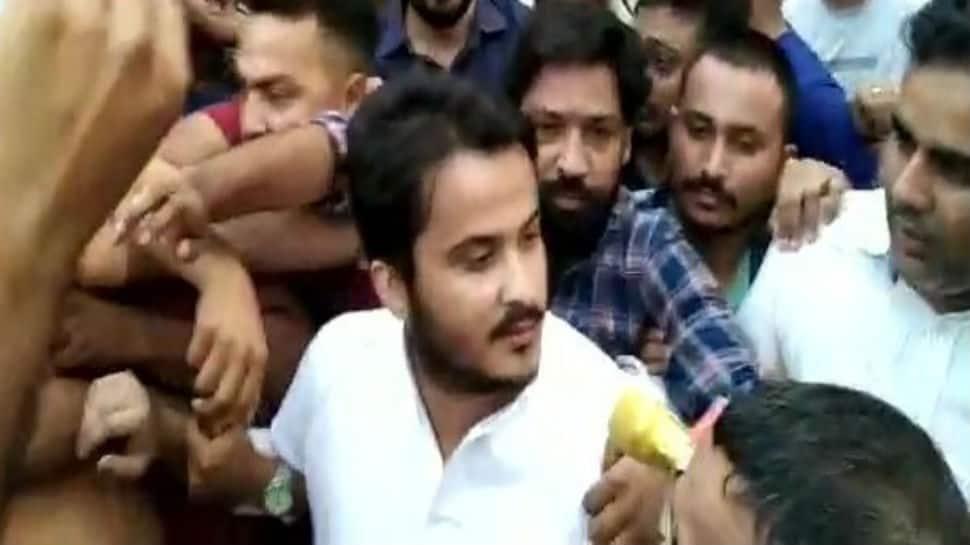 Azam Khan's son Abdullah released from police custody, claims innocence