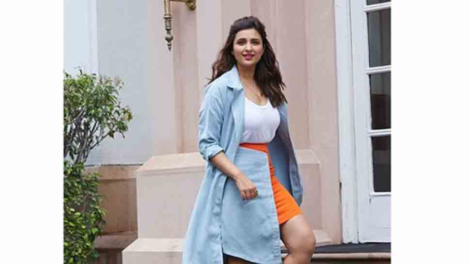 Here's what Parineeti Chopra cannot live without