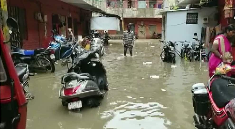 Vadodara rains and flash flood: List of trains cancelled, short-terminated and diverted