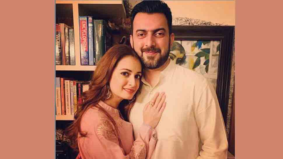 A look-back at Dia Mirza and Sahil Sangha's best pictures together — Photos inside