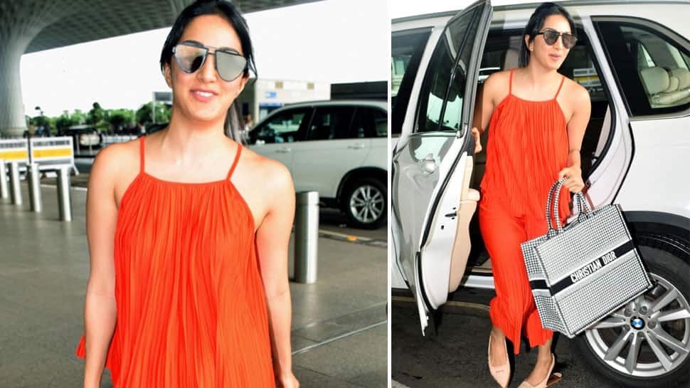 Kiara Advani shows off her glam side on Hello India magazine cover—See Pics
