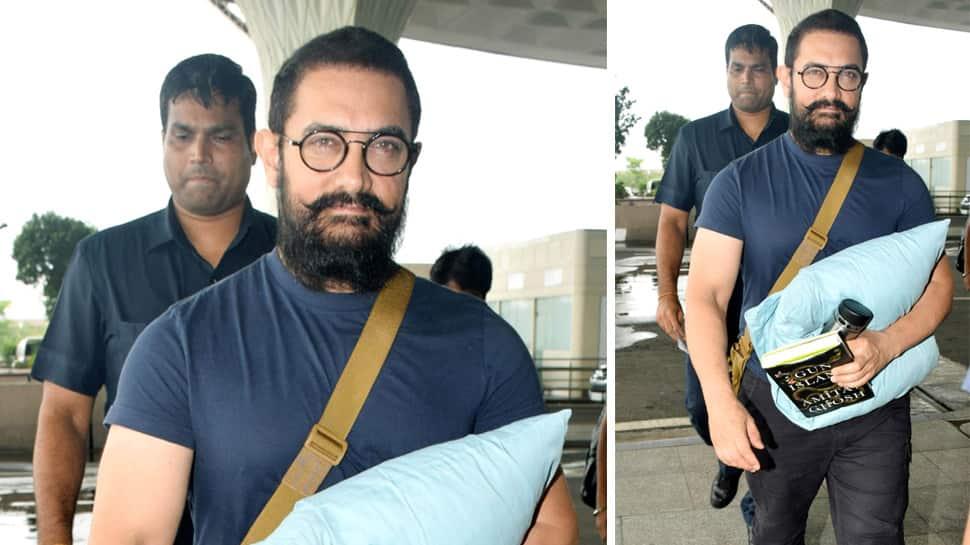 The curious case of Aamir Khan's heavy beard look decoded—Photos