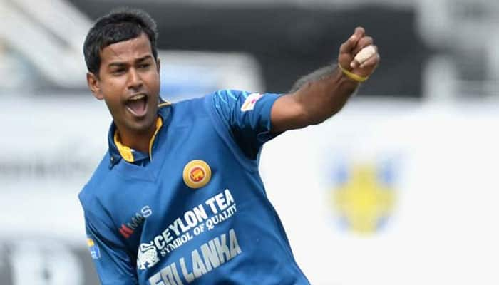 Sri Lanka felicitate Nuwan Kulasekara for his contribution towards cricket