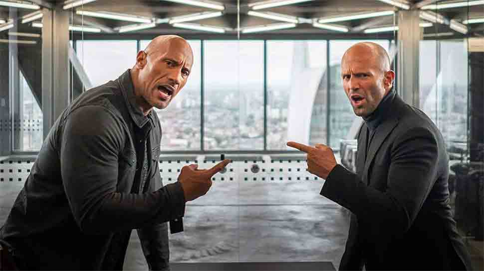 Fast & Furious Presents — Hobbs and Shaw tweet review: This Dwayne Johnson-starrer is packed with banter
