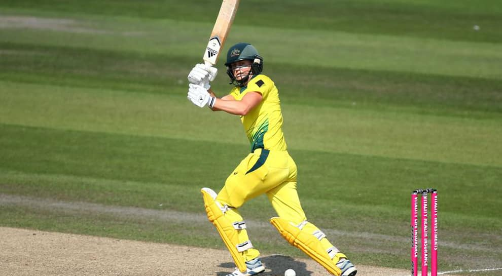 Australia's Ellyse Perry becomes top-ranked all-rounder in Women's T20Is