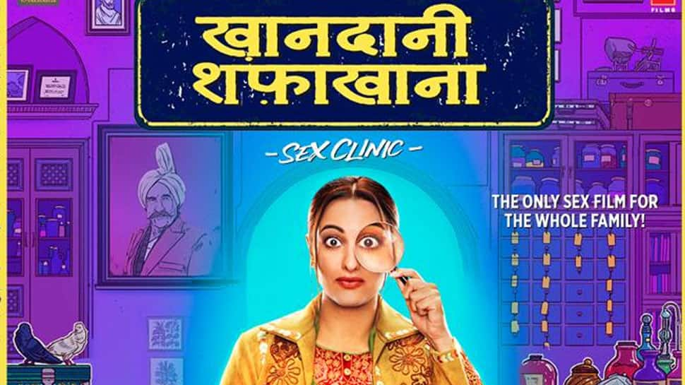 'Khandaani Shafakhana' movie review: Sonakshi Sinha starrer fails to drive home any sort of resonance