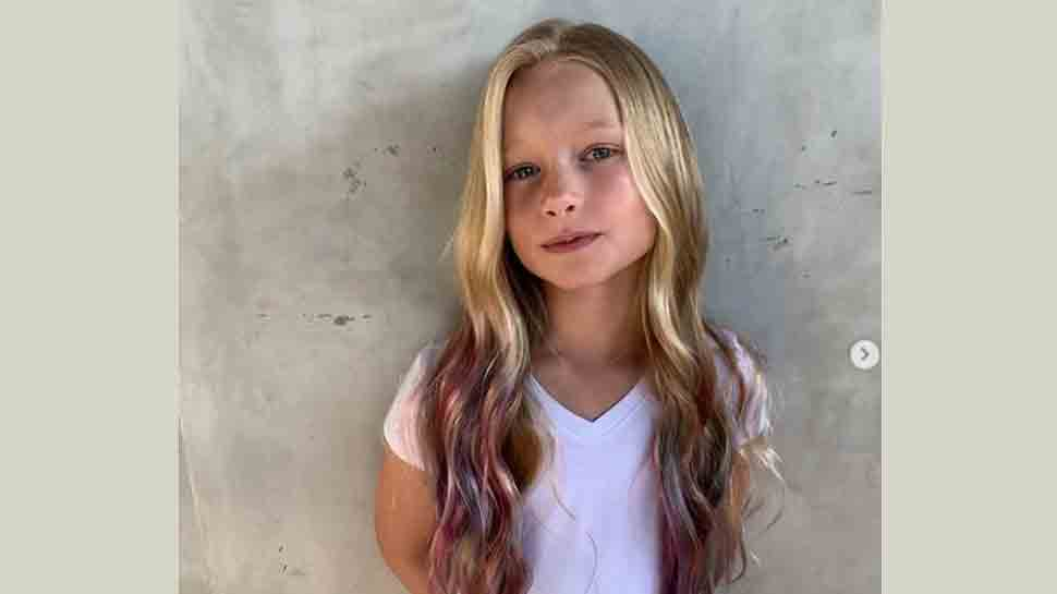 Jessica Simpson trolled for colouring 7-year-old daughter Maxwell Drew's hair