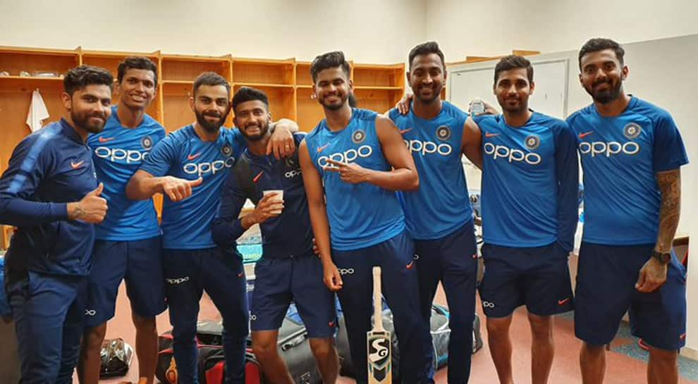 Virat Kohli posts picture with his 'squad', fans ask where's Rohit Sharma