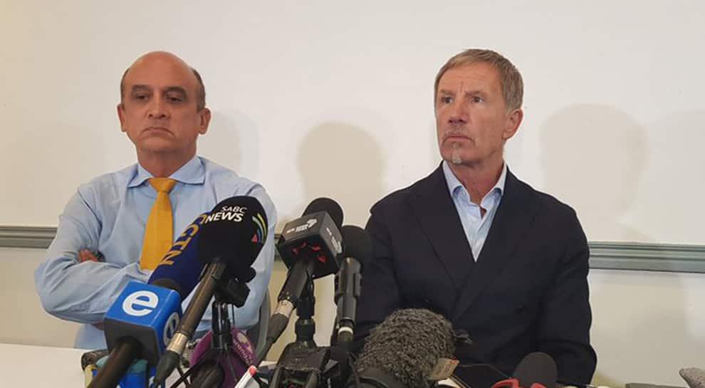 Englishman Stuart Baxter resigns as South Africa football coach