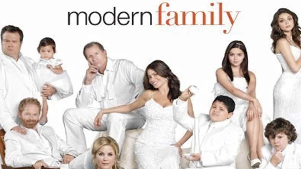 'Modern Family' cast re-lives old memories