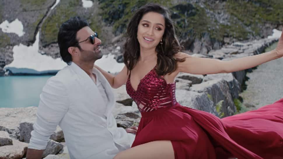 Prabhas-Shraddha Kapoor's reel romance in 'Enni Soni' song is mesmersing—Watch