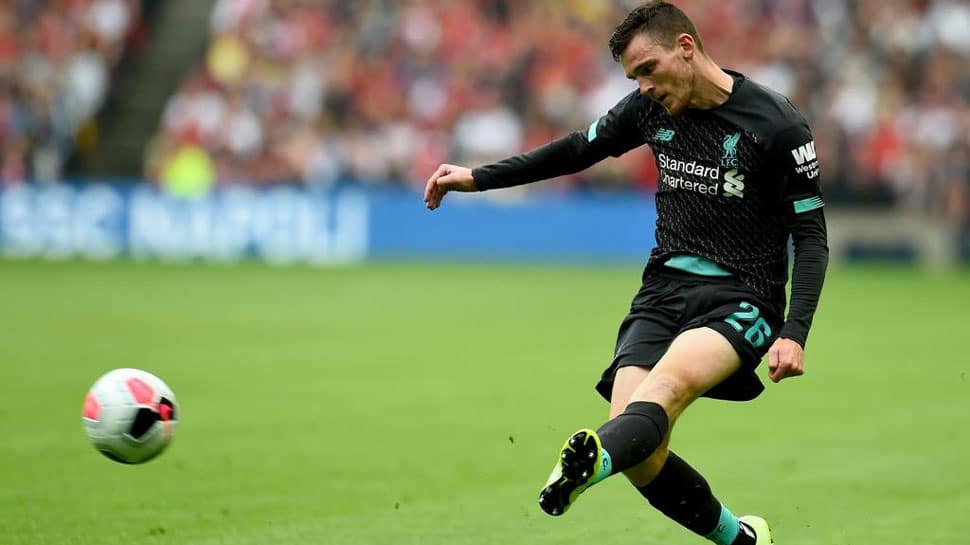 Focus needs to be on winning more trophies: Liverpool's Andy Robertson