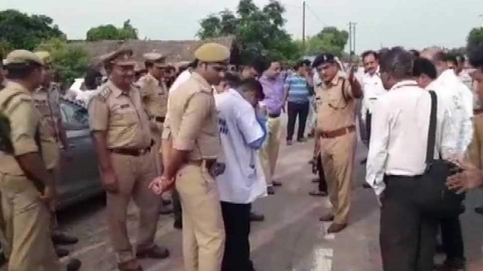 Unnao rape case: CBI team inspects accident site in Raebareli, probe underway