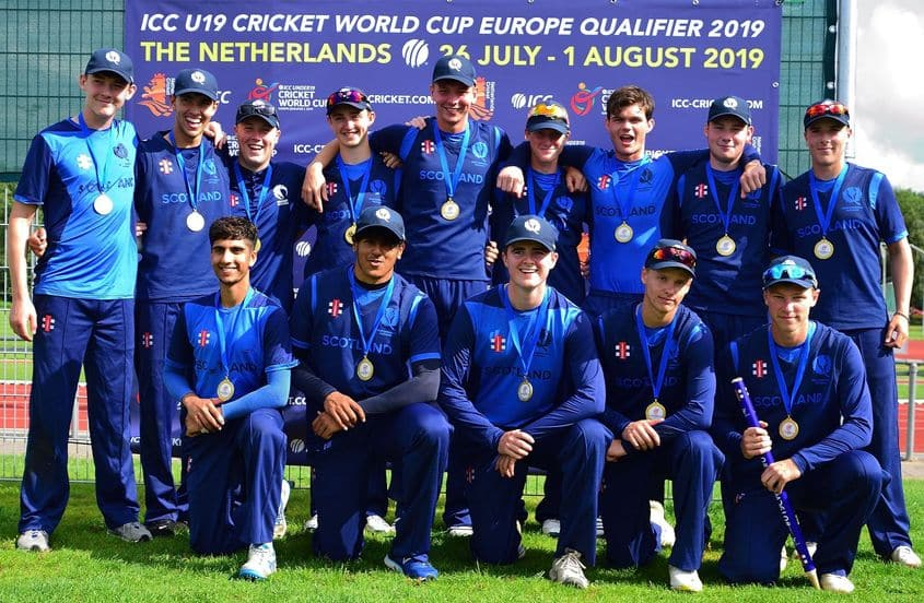 Scotland secure final spot at ICC U-19 Cricket World Cup 2020