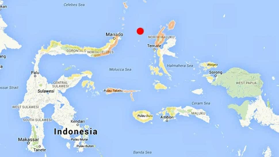 7.4 magnitude earthquake hits Indonesia's west coast, tsunami warning issued