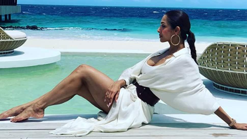 Malaika Arora oozes oomph as a beach babe on Travel+Leisure magazine cover—See photos