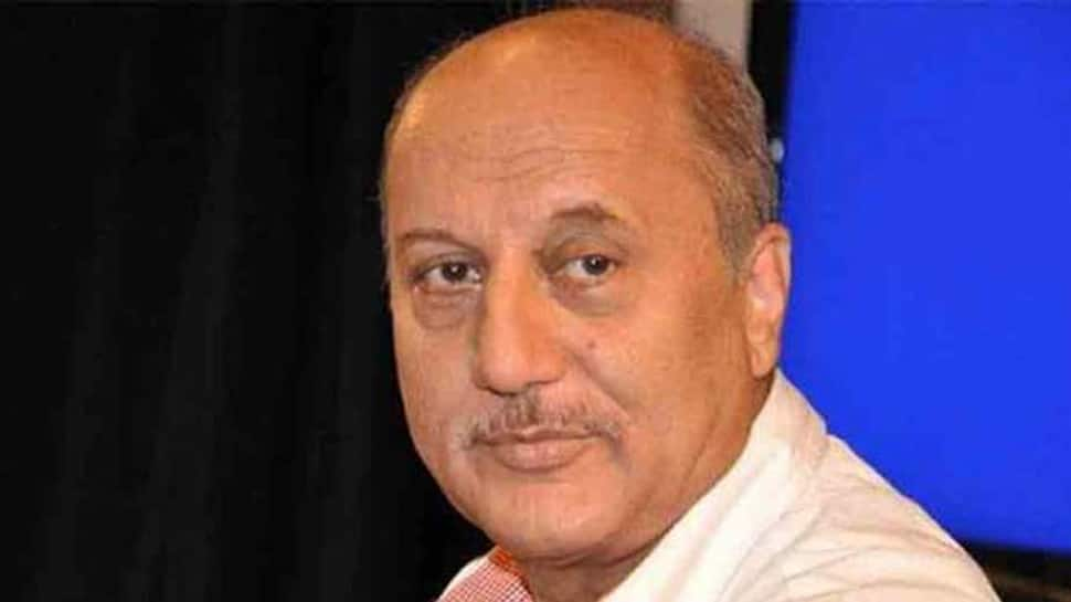 Anupam Kher's flattering cab ride in New York