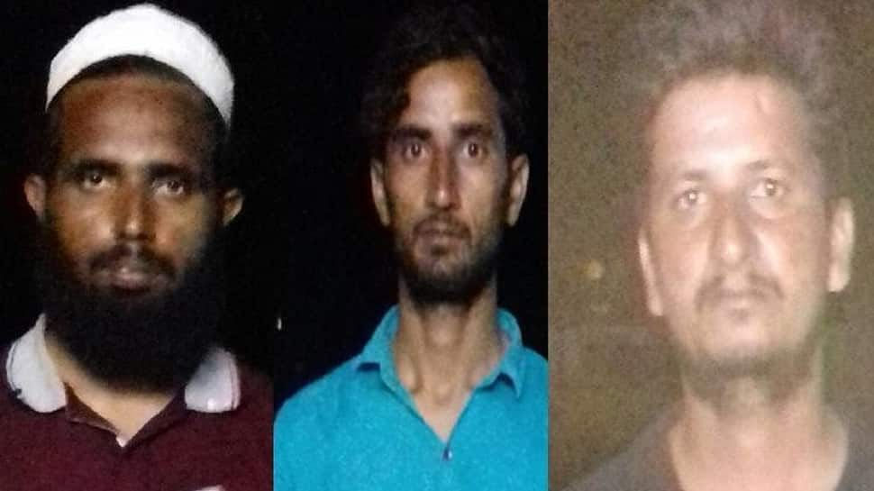 Three labourers arrested in Hisar for allegedly spying for Pakistan, video clips recovered