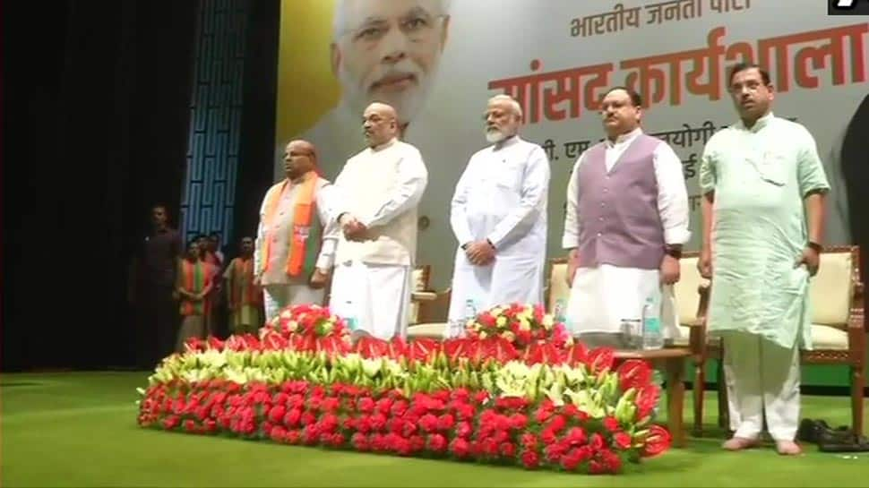 PM Modi inaugurates BJP's two-day training programme 'Abhyas Varga'