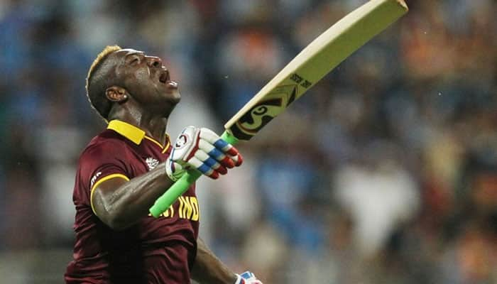 Jason Mohammed replaces Andre Russell in West Indies T20I squad against India