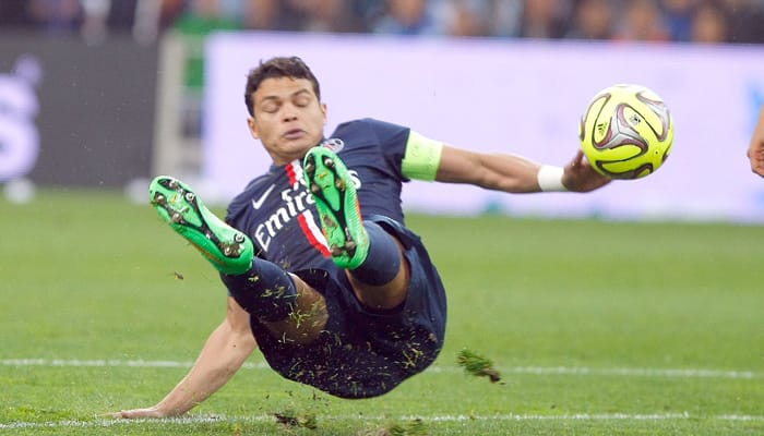 'Motivated' Thiago Silva eager to start new campaign