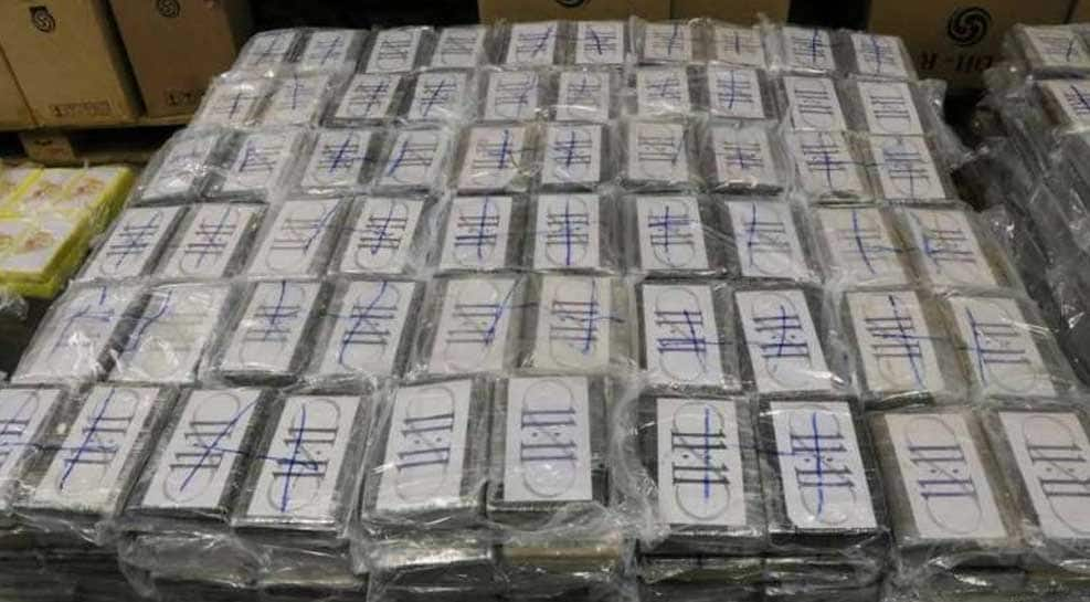 Germany's biggest cocaine consignment worth Rs 7663 crore seized by customs in Hamburg