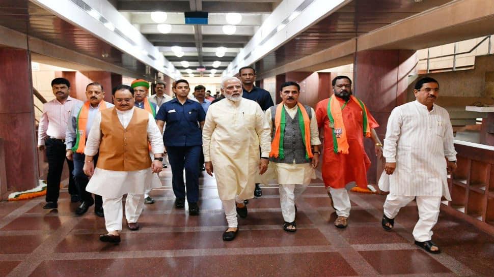 BJP leaders applaud workshop on discipline
