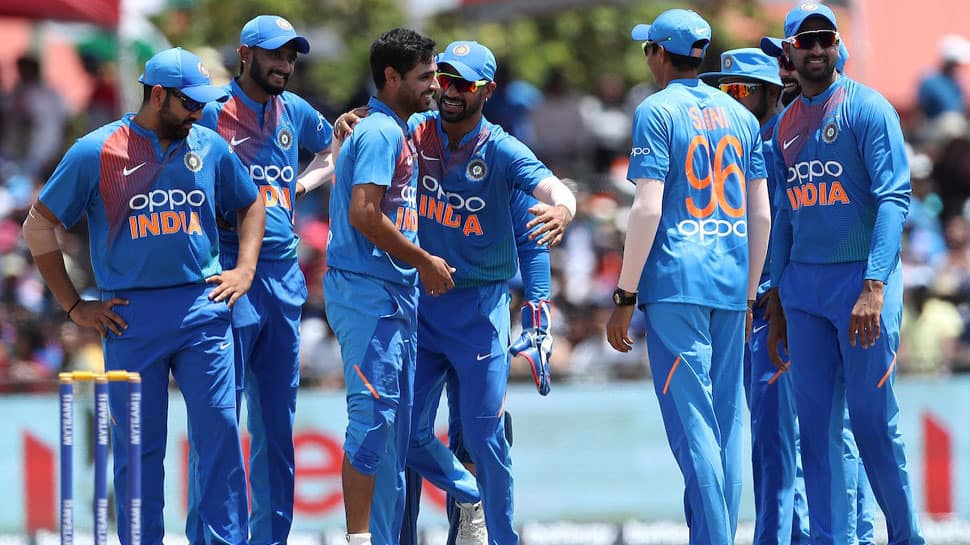 India secure series with 22-run win in second T20I against West Indies