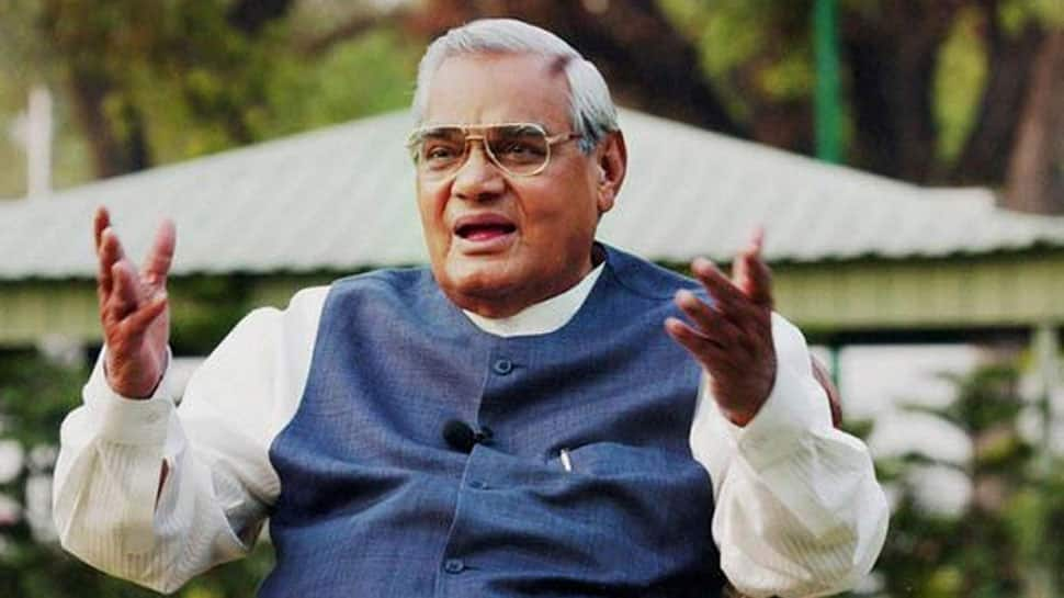BJP to pay tribute to Atal Bihari Vajpayee on his first death anniversary