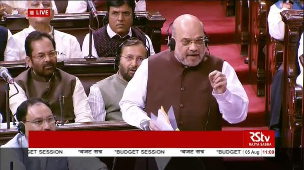 Historic day for India, Jammu and Kashmir special status consigned to dustbin