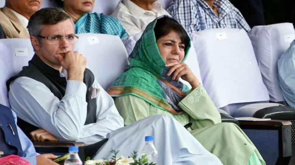 Mehbooba Mufti, Omar Abdullah detained in Jammu and Kashmir