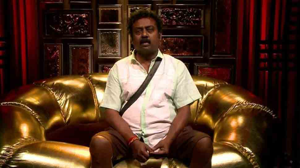 Bigg Boss Tamil Saravanan thrown out of house over comments about groping women on bus