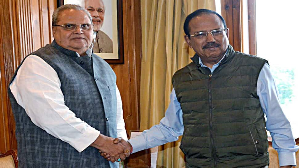 In Srinagar, Ajit Doval directs for essential supplies to people on priority