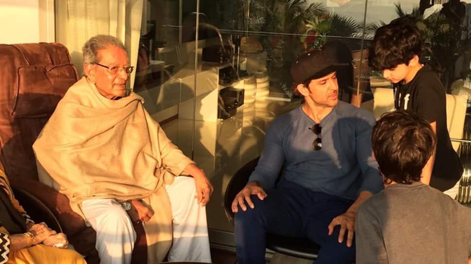 Hrithik Roshan's grandfather and veteran filmmaker J Om Prakash dead