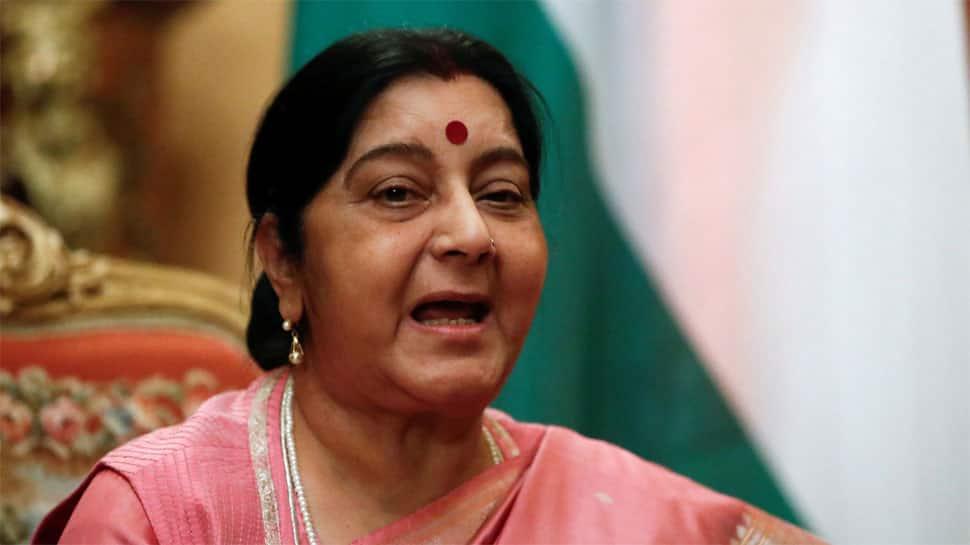 Eight records in the name of Sushma Swaraj