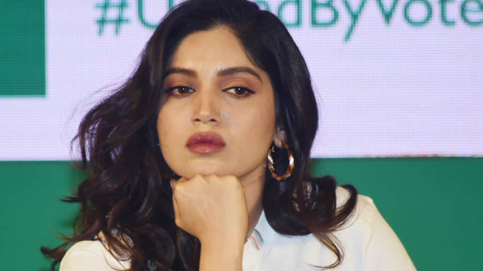Bhumi Pednekar going through one of the 'most exciting phases' of her life
