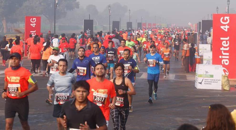 Registration opens for Delhi Half Marathon 2019