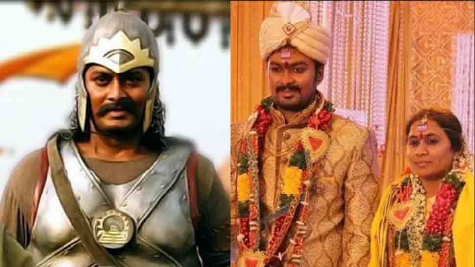 Baahubali actor Madhu Prakash arrested in dowry death case after wife commits suicide