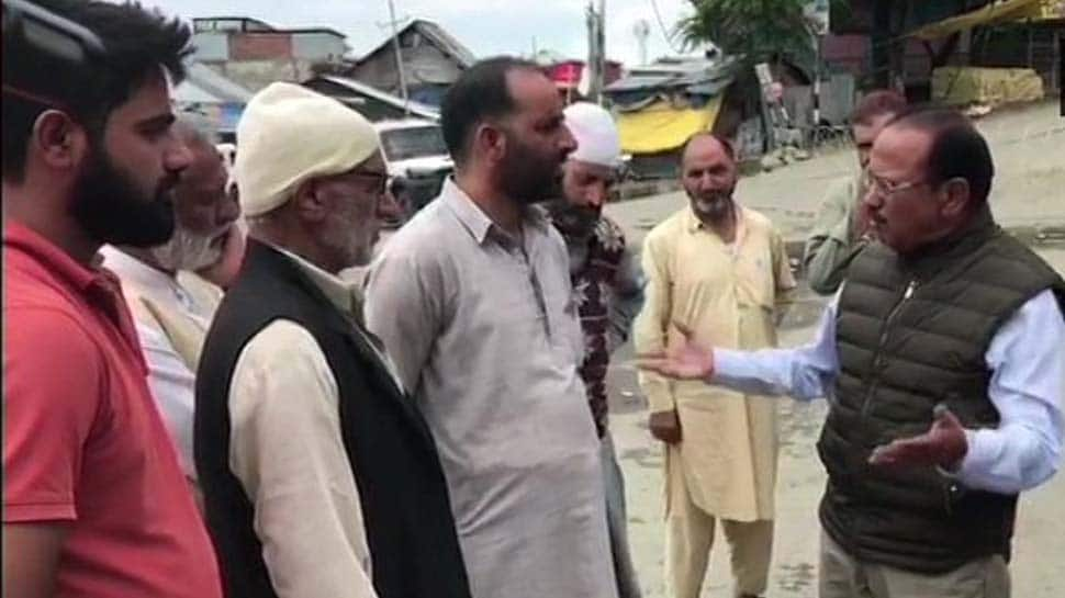 Situation in Jammu and Kashmir returning to normalcy, government extending all possible help