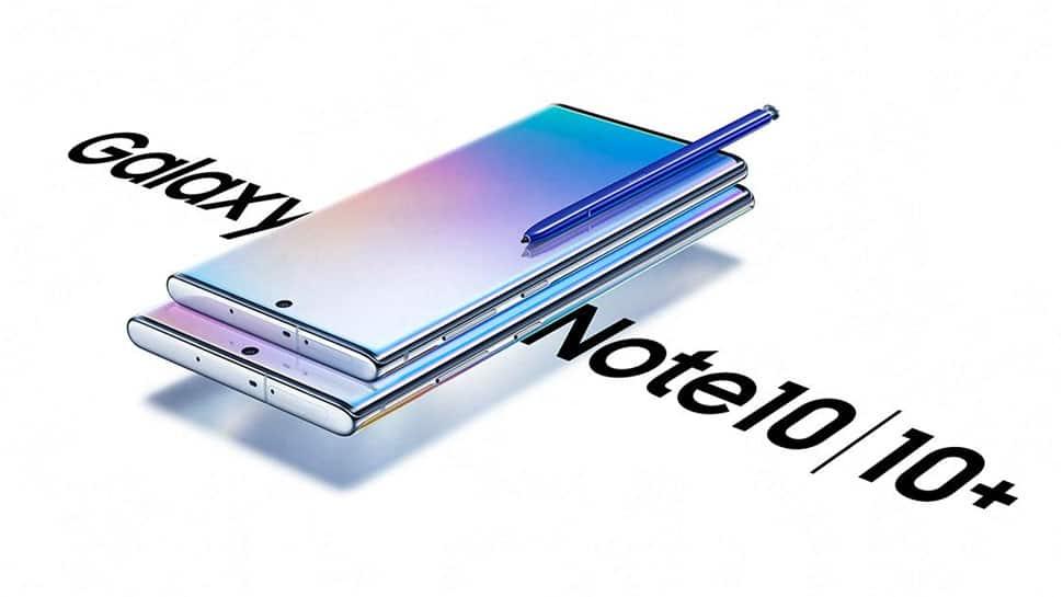 Samsung unveils super-productive Galaxy Note10 smartphones