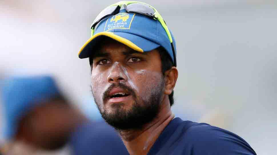 Dinesh Chandimal recalled in Sri Lanka squad for 1st New Zealand Test