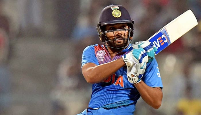 Rohit Sharma takes 'Heads Up' challenge against Ravindra Jadeja--Watch
