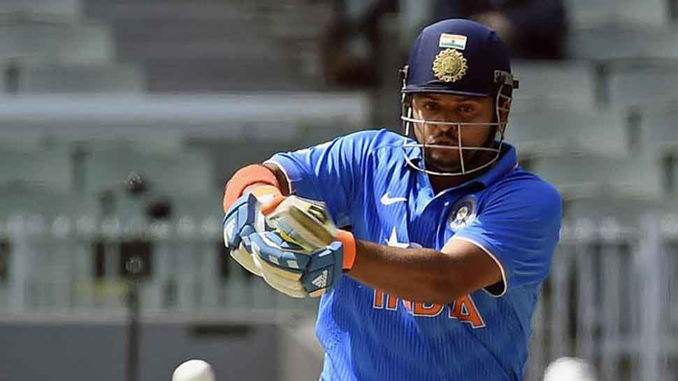 Suresh Raina sidelined for 4-6 weeks after undergoing knee surgery