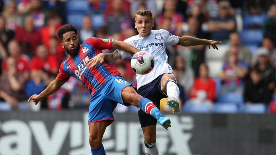 EPL: Crystal Palace hold dominant 10-man Everton to 0-0 draw