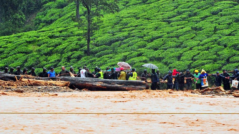 Rain intensity likely to reduce in Kerala, Karnataka, Gujarat; red alert in several districts