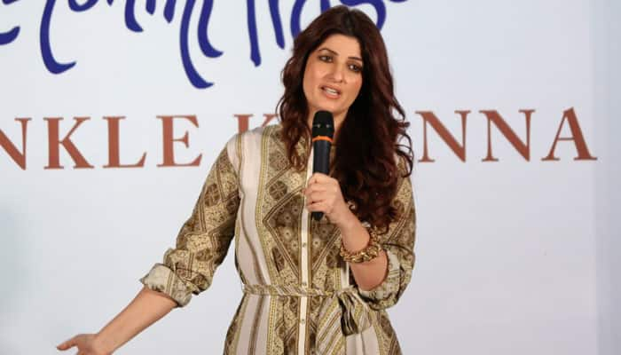 Many people dissuaded me from making 'PadMan', says Twinkle Khanna